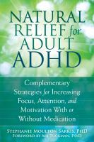 Natural Relief for Adult ADHD