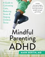 Mindful Parenting for ADHD