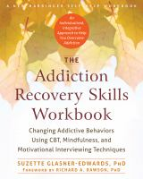 The Addiction Recovery Skills Workbook