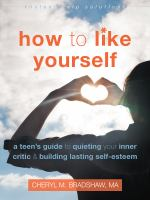 How to Like Yourself