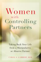 Women With Controlling Partners