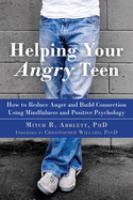 Helping your Angry Teen