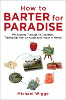 How to Barter for Paradise