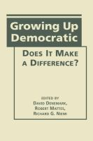 Growing up Democratic