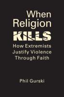 When Religion Kills