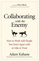 Collaborating with the Enemy