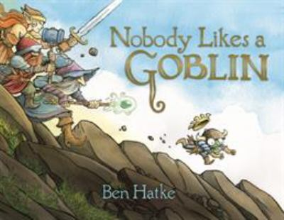 Cover image for Nobody Likes A Goblin