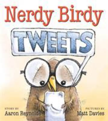 Nerdy Birdy Tweets book jacket