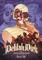 Image: Delilah Dirk and the King's Shilling