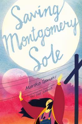 Saving Montgomery Sole book jacket