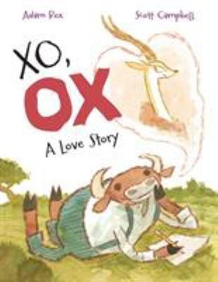 Cover image for XO, OX