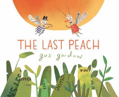 The Last Peach(book-cover)
