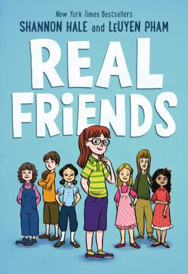 Real Friends book jacket