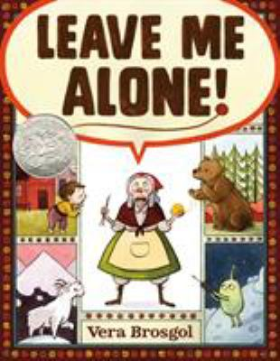 Cover image for Leave Me Alone