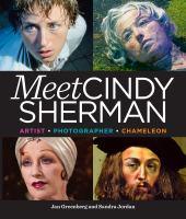 MEET CINDY SHERMAN