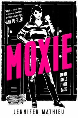 Moxie book jacket