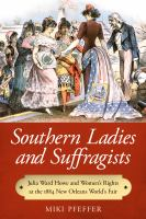 Southern Ladies and Suffragists