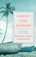 Hawaiʻi One Summer