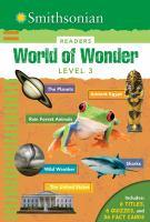 Smithsonian Readers : World of Wonder