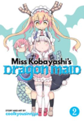 Cover image for Miss Kobayashi's Dragon Maid
