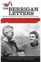 The Berrigan Letters