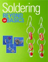 Soldering Beyond the Basics