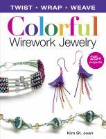Colorful Wirework Jewelry