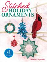 Stitched Holiday Ornaments