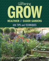 Fine Gardening Grow Healthier & Easier Gardens
