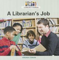 A Librarian's Job