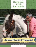 Animal Physical Therapist