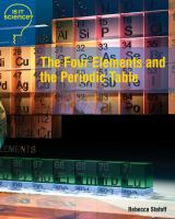 The Four Elements and the Periodic Table