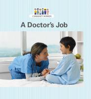 A Doctor's Job