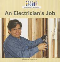An Electrician's Job