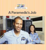 A Paramedic's Job