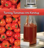 Turning Tomatoes Into Ketchup