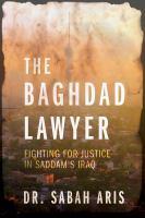 Baghdad Lawyer