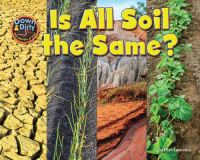 Is All Soil the Same