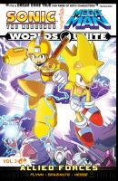 Sonic / Mega Man: Worlds Unite 3***PUBLICATION CANCELLED***