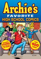 Archie's Favorite High School Comics