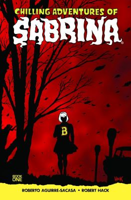 Cover image for Chilling Adventures of Sabrina