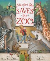 Maestro Stu Saves The Zoo