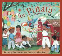 P Is for Piñata