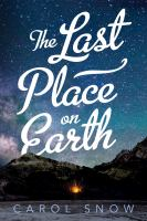 The Last Place on Earth