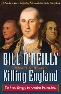 Cover image for Killing England