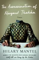 Assassination Of Margaret Thatcher And Other Stories*