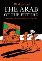 Cover of The Arab of the Future: A