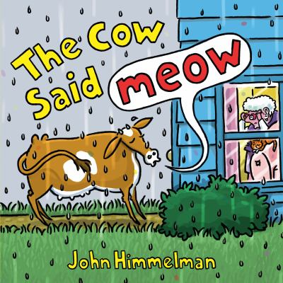 """Book Cover - The Cow Said Meow"""" title=""""View this item in the library catalogue"""