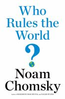 Who Rules the World?