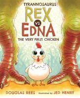 Cover of Tyrannosaurus Rex vs. Edna